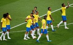 Thắng nhẹ Serbia, Brazil đụng Mexico ở vòng 16 đội