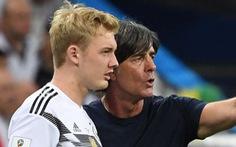 'Hoàng tử tóc vàng' Julian Brandt trong dàn nam thần Đức