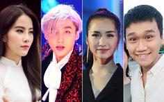 Mr. Cần Trô, Sơn Tùng, Nam Em, Hòa Minzy: ai 'sáng' nhất ngày 27-6?
