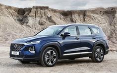 Hyundai chốt giá Santa Fe 2019 tại Mỹ từ 25.500 USD