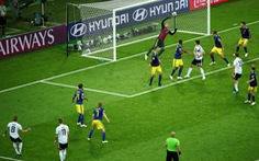 Những con số tố cáo thất bại của tuyển Đức