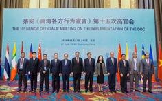 Việt Nam quan ngại trước việc thử nghiệm thiết bị quân sự ở Biển Đông