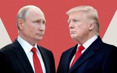 Thượng đỉnh Trump - Putin: chắc chắn ngày 16-7 tại Helsinki