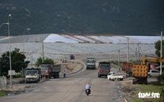 Gần 4 triệu m3 tro xỉ tồn đọng ở nhiệt điện Vĩnh Tân