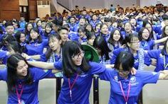 Sinh viên kinh tế tình nguyện góp tay xây dựng nông thôn mới
