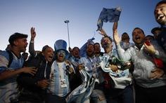 Pháp - Argentina: Cầu thủ Pháp ghi bàn ít hơn Argentina ở vòng bảng