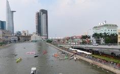 TP.HCM sẽ có tàu du lịch 75 khách trên sông Sài Gòn