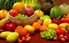 Dinh dưỡng và lợi ích của trái cây đối với sức khỏe