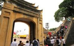 Nghiêm cấm tổ chức sự kiện thương mại tại Hoàng thành Thăng Long