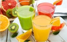 Ăn trái cây hay uống nước ép tốt hơn?