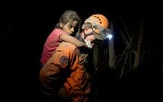 Núi lửa giận dữ ở Guatemala giết chết 25 người