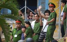 Y án sơ thẩm với nhóm khủng bố sân bay Tân Sơn Nhất