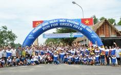 """NS BlueScope Việt Nam tổ chức chương trình """"Chạy bộ vì môi trường"""""""