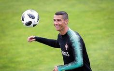 Đồng đội nói gì về Ronaldo trước thềm World Cup 2018
