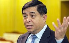 Bộ trưởng Nguyễn Chí Dũng: Không có chữ 'Trung Quốc' nào trong dự luật đặc khu