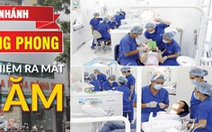 Nha khoa Đông Nam chi nhánh Lê Hồng Phong, Q.10 khuyến mãi 50%