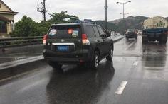 53 lượt xe du lịch tự lái Trung Quốc đã vào Quảng Ninh