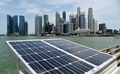 Pin mặt trời - Giải pháp cho bài toán năng lượng của Singapore