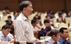 Bộ trưởng Tô Lâm: Công an chính quy về xã sẽ giúp tinh gọn bộ  máy