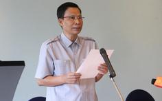 Chưa xin lỗi, ông Nguyễn Minh Mẫn vẫn làm trưởng đoàn thanh tra