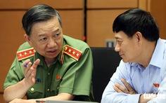 Bộ trưởng Tô Lâm: 'Không thể có hai nhóm công an'
