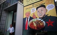 Cuộc gặp Kim - Trump: Singapore bỏ lệnh cấm hàng hóa Triều Tiên