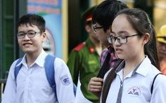 Hà Nội: Thí sinh thi lớp 10 chuyên tiếng Anh gấp 5,5 lần lịch sử