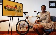 Nữ doanh nhân 8X sản xuất xe đạp từ tre