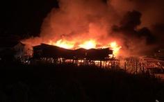Hỏa hoạn thiêu rụi 59 căn nhà của người gốc Việt ở Phnom Penh
