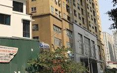 Hà Nội tiếp tục bêu tên 88 công trình vi phạm phòng cháy
