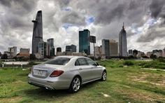 Đánh giá xe Mercedes E250 2018: nghe trái tim cất lời...
