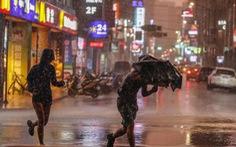 Đài Loan khẩn trương sơ tán dân ứng phó bão Maria