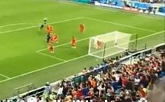 Xem lại bàn thắng đưa Pháp vào chung kết World Cup 2018 từ fancam