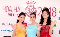 Trình độ thí sinh thi Hoa hậu Việt Nam 2018 cao 'đột biến'