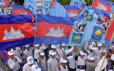Tin tặc Trung Quốc tấn công Campuchia trước thềm bầu cử