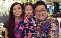 Hồng Loan - ái nữ của Bảo Quốc - về nước tham gia minishow Gia Bảo