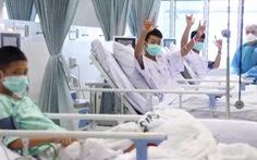 Giải cứu đội bóng Thái Lan: Những phút cuối nghẹt thở