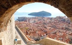 'Trò chơi vương quyền' ở Croatia