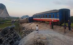 Cục trưởng Đường sắt nhận... phê bình sau các tai nạn tàu hỏa