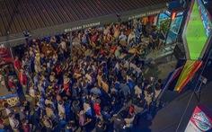 Cơn sốt World Cup tại Campuchia trước trận chung kết