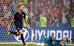 Thêm một kỷ lục World Cup của Croatia