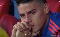 Những giọt nước mắt trên sân cỏ World Cup 2018