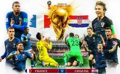 Báo cáo mới của FIFA: 3,57 tỉ người theo dõi World Cup 2018