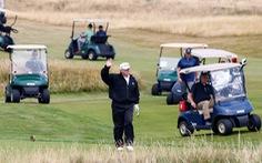 Trả lời báo Anh, ông Trump khẳng định tái tranh cử tổng thống Mỹ