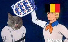 Bỉ thắng xứng đáng, dân mạng chẳng buồn tiếc nuối tuyển Anh