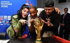 Will Smith cùng 'đồng bọn' sẽ cháy hết mình tại bế mạc World Cup