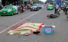 Hai xe máy tông trực diện, một người chết tại chỗ