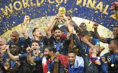 Pháp - Croatia 4-2: Trận chung kết của hơi thở thời đại