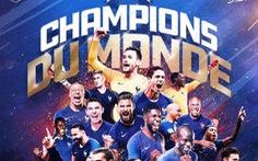 World Cup kết thúc: Pháp rinh cúp, Croatia rinh trái tim người hâm mộ