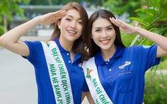 Lệ Hằng, Tường Linh trở thành đại sứ chiến dịch Mùa hè xanh